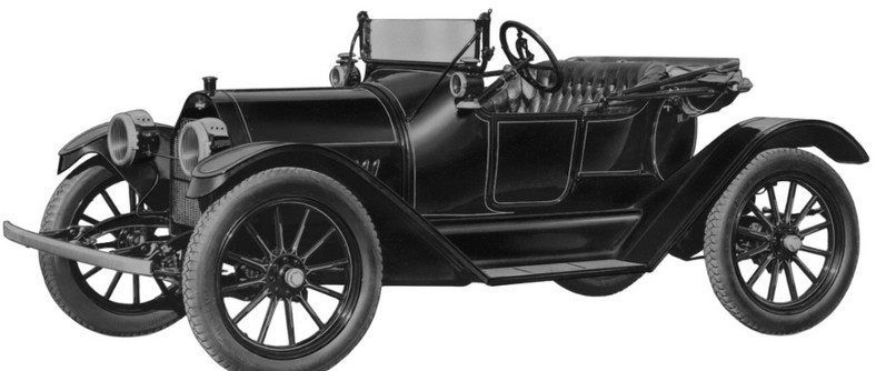 1914 - Chevrolet Royal Mail Roadster