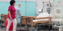 Więcej miejsc w szpitalu tymczasowym. To konieczność!