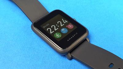 Amazfit Bip S im Test: 50-Euro-Schnäppchen mit GPS in Apple-Optik