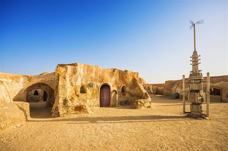 Star wars set in Tunisia [Shutterstock]