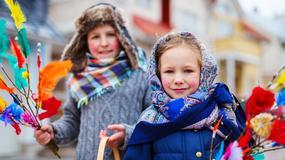 Niedziela Palmowa w Finlandii: wiedźmy, czary i kawały
