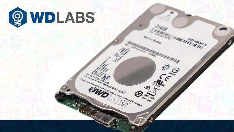 WD PiDrive: dysk do Raspberry Pi