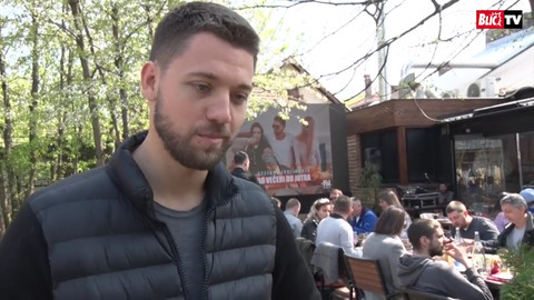 'ODGOVORNOST, NESPAVANJE I NERVIRANJE': Evo kako Stefan Živojinović opisuje život Aleksandre i Filipa! Video