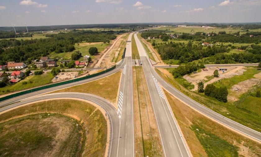 W 2025 r. sieć autostrad w Polsce ma być ukończona