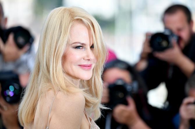 Holivudska zvezda nedavno na Kanskom festivalu