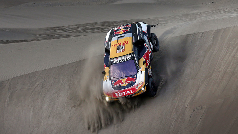 Stephane Peterhansel - Peugeot 3008 DKR