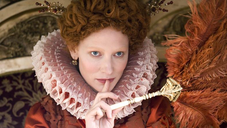 Cate Blanchett znów wcieliła się w królową Elżbietę I