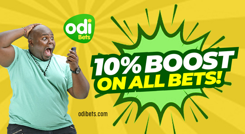 Odibets 10% Win Bonus is Changing the Betting Game