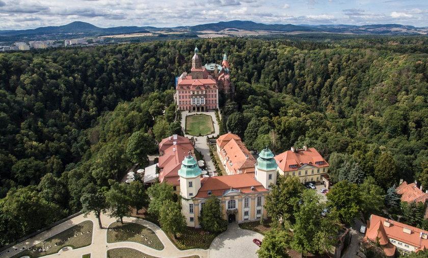 Czy w okolicach Wałbrzycha ukryta jest jasknia nazistów?