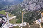 Pogledajte kako izgleda NAJVIŠI MOST na prostoru bivše Jugoslavije (VIDEO)