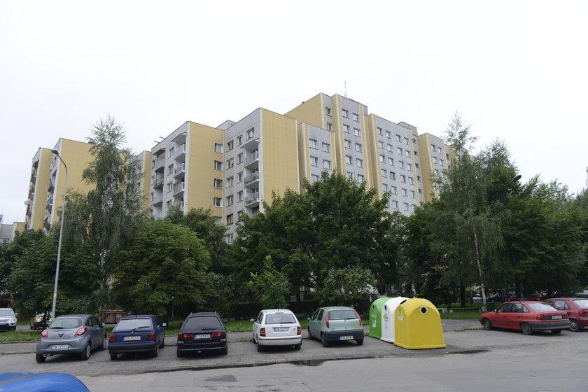 Bloki na Nowym Dworze we Wrocławiu