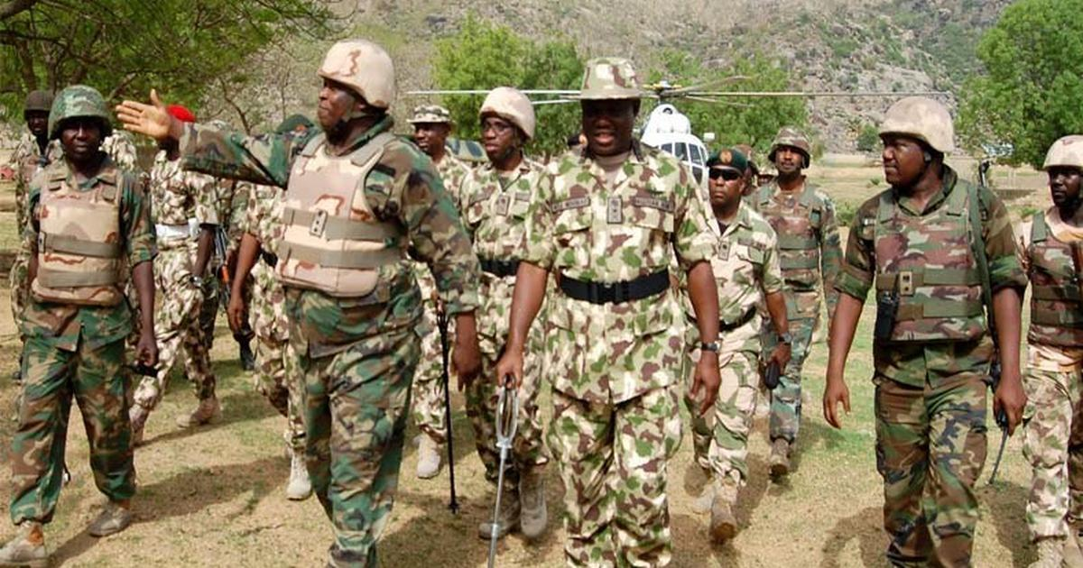 Army rescue 2 kidnapped victims in Ondo