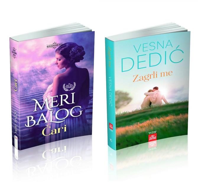 2 romana, 2 ljubavne priče
