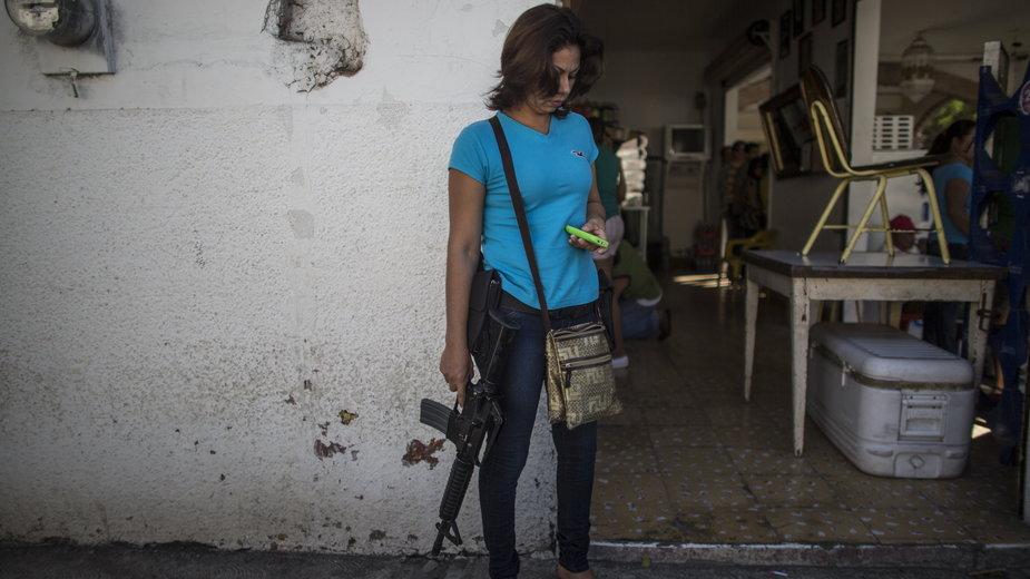 W 2011 r. w meksykańskim Cherán wybuchło powstanie kobiet
