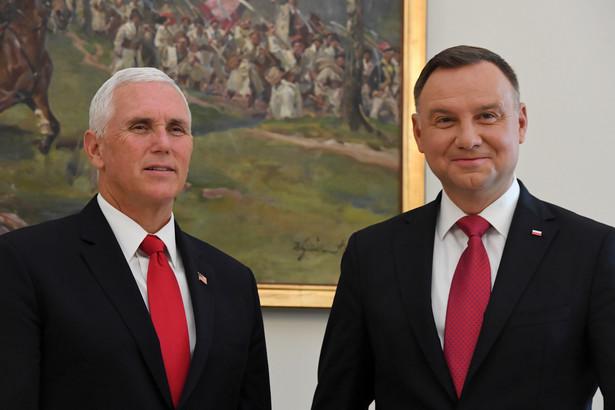 Liczymy na to, że będzie taka możliwość, by prezydent USA Donald Trump odwiedził Polskę jeszcze w tym roku. Wiem, że są takie plany i mam nadzieję, że uda się je zrealizować - powiedział w poniedziałek prezydent Andrzej Duda