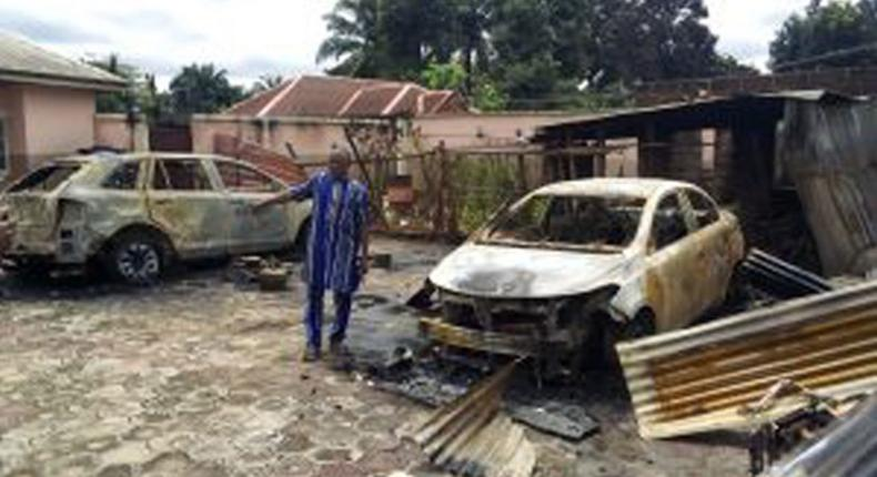 Imo community counts losses after security operatives raid oil thieves  (Guardian)