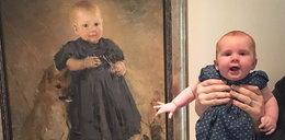 Odnaleźli swoich sobowtórów w muzeum! Niezwykłe zdjęcia
