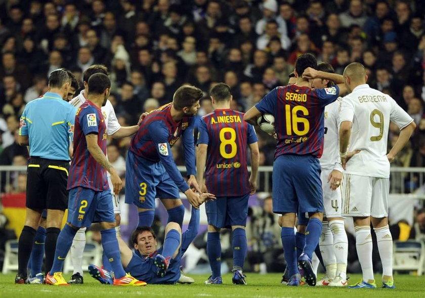 Pepe nie powinien grać w piłkę!