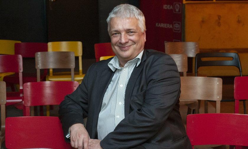 Robert Gwiazdowski, prawnik i ekspert ws. podatków
