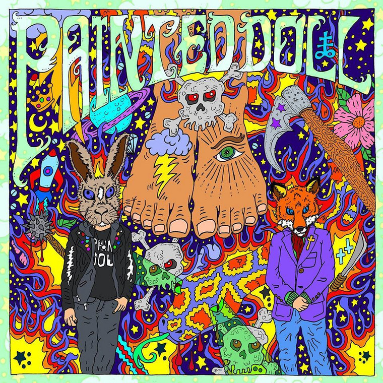"PAINTED DOLL – ""Painted Doll"""