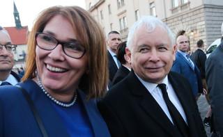 Mazurek: Jarosław Kaczyński nie przyjął żadnej koperty od Geralda Birgfellnera