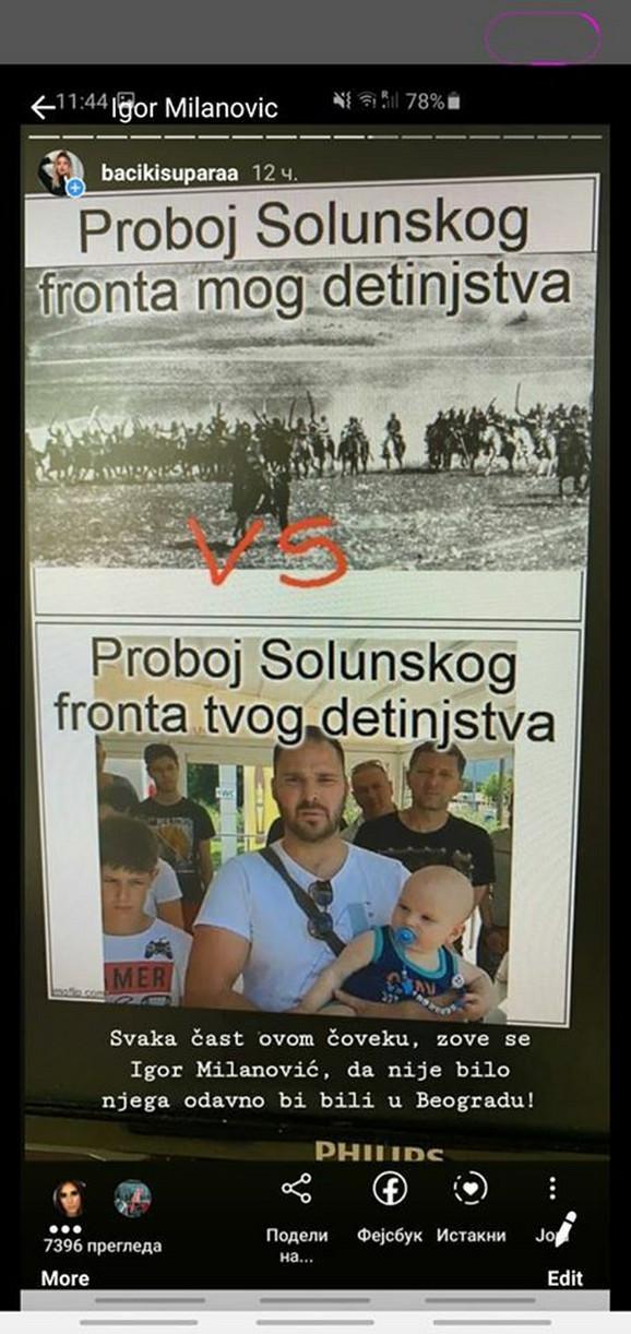 Igor i saborci su završili kao mim na društvenim mrežama