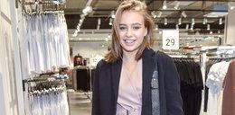 Oliwia Bieniuk w koronkowej bieliźnie. Martyna Gliwińska komentuje odważne zdjęcie nastolatki