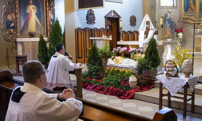 Wielka Sobota w Kościele katolickim