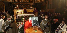Rydzyk na pogrzebie Wassermanna