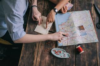 Lubisz podróże po Polsce? Sprawdź, czy poradzisz sobie bez mapy [QUIZ]