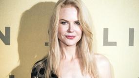 """Naturalna Nicole Kidman na paryskiej premierze """"Lion. Droga do domu"""""""