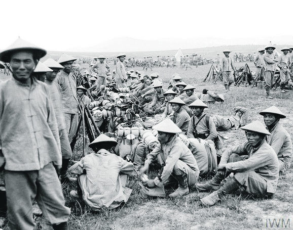 Vijetnamci kod Soluna 1916. godine