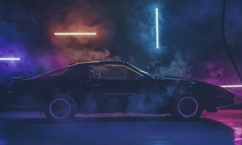 Gadające auto Davida Hasselhoffa