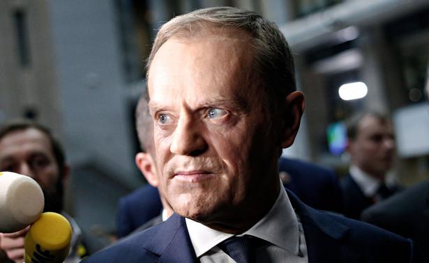 """""""Przesłuchanie na pewno poprowadzę. Ja myślę, że Donald Tusk mając na względzie wagę tej sprawy, będąc doświadczonym politykiem doskonale to rozumie"""" - dodała Wassermann."""
