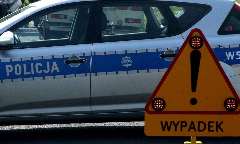 Ukradli pieniądze i odjechali w kierunku Radomia. Policja szuka sprawców napadu