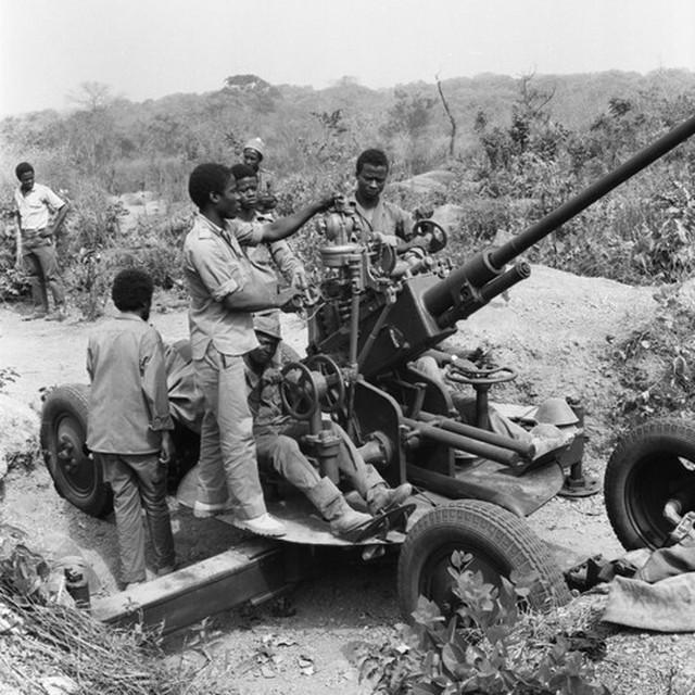 Gvineja Bisau je dugo vodila rat za nezavisnost