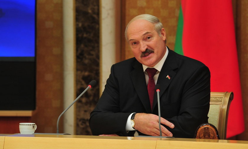Aresztowania przed wyborami na Białorusi