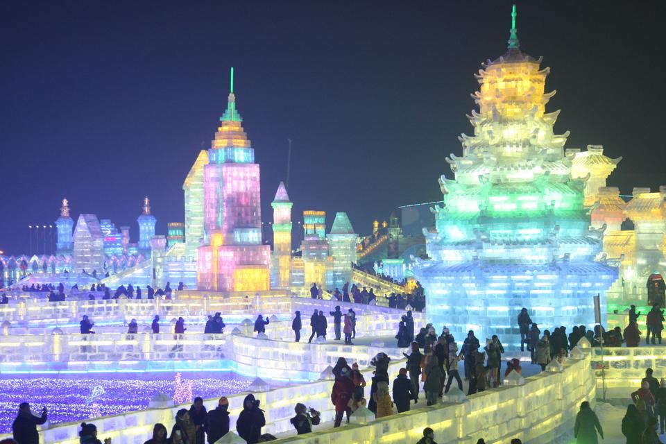 Międzynarodowy Festiwal Śniegu i Lodu