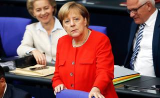 Niemcy: Kanclerz Merkel za zmianą unijnych traktatów