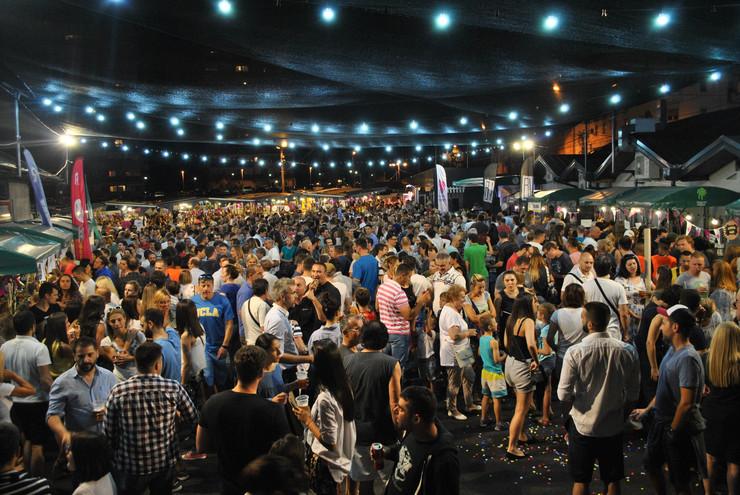 Noćni market Pijace Beograd