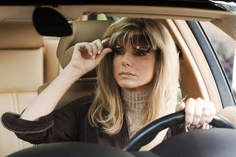 "Sandra Bullock jako Leigh Anne Tuohy w filmie ""Wielki Mike. The Blind Side"" (2009)"
