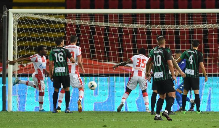 FK Crvena zvezda, FK Evropa