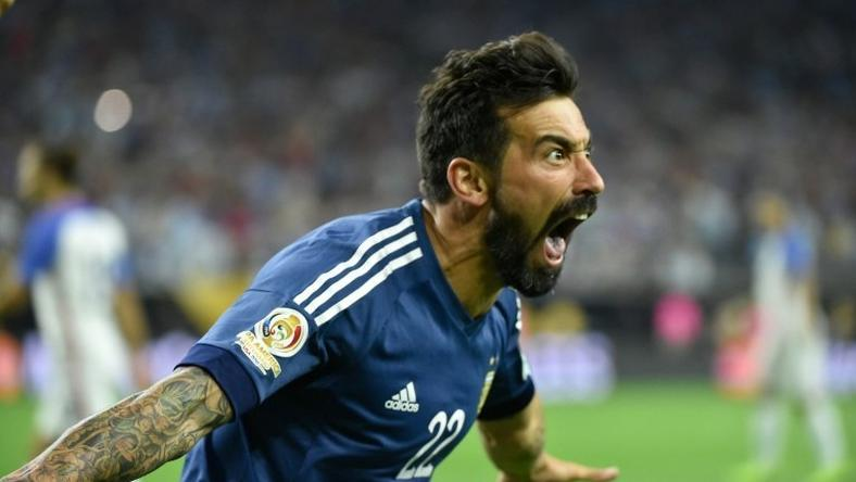 Argentina's Ezequiel Lavezzi denies media claims he smoked marijuana in the team's training camp