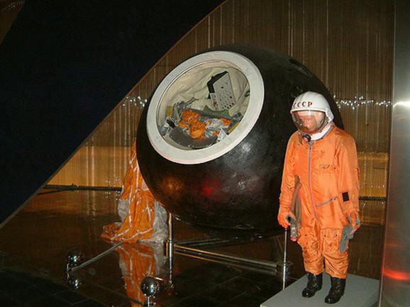 Oprema Jurija Gagarina