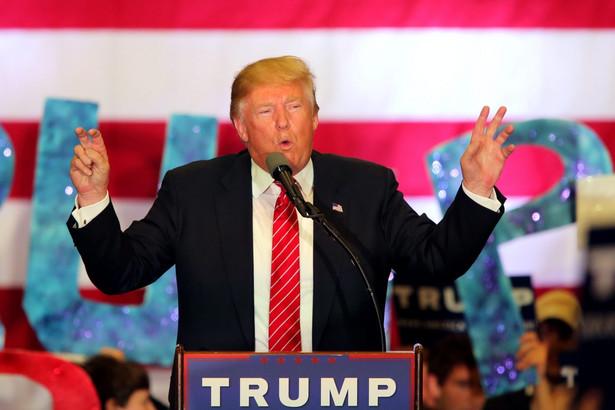 Miał to być pierwszy wiec Trumpa w Chicago zorganizowany na cztery dni przed prawyborami w stanie Illinois.