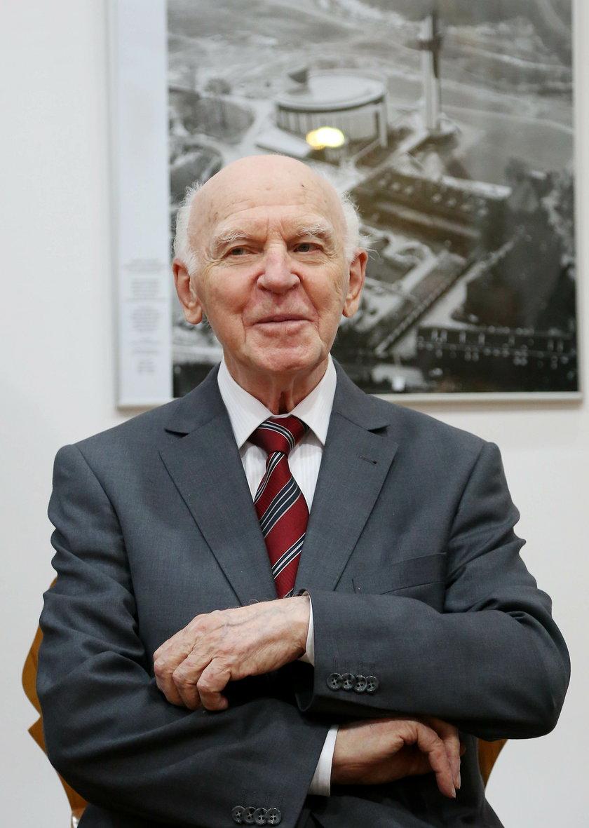 Profesor Witold Cęckiewicz