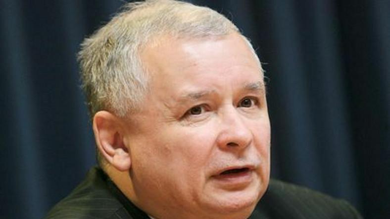Kaczyński szuka winnych porażki