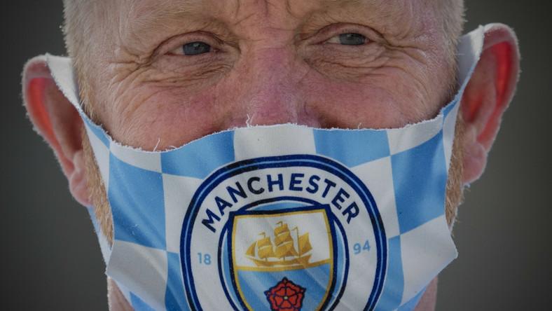 Kibic Manchesteru City
