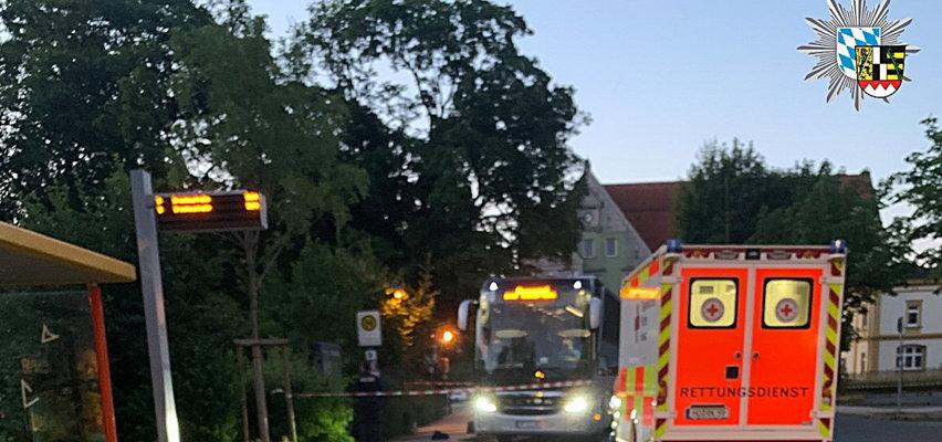 Atak nożownika na dworcu w Bawarii. Nie żyje 63-letni polski kierowca