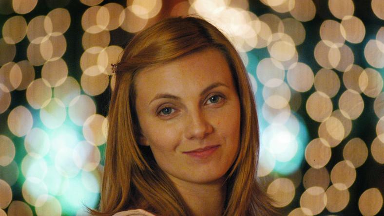 Sylwia Gliwa znana jest przede wszystkim z roli Moniki Zięby z serialu Na Wspólnej